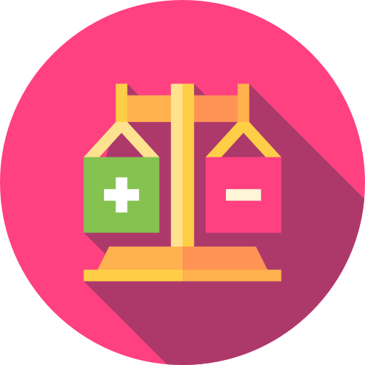 bild på fördelar och nackdelar med omsättningskrav